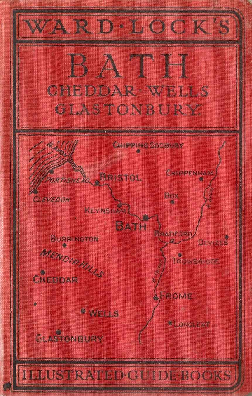 WARD LOCK RED GUIDE - DARTMOUTH AND SOUTH DEVON - 1931/32 - 13th edition revised