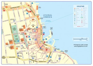 Lerwick_Walk_Map